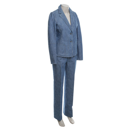 Strenesse Blue Suit from Demin