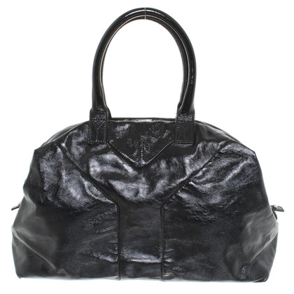 "Yves Saint Laurent ""Easy Bag '' in nero"