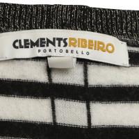 Clements Ribeiro Pullover mit Streifen