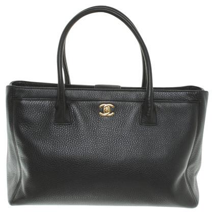 Chanel Shopper in black