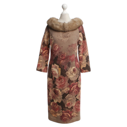 Thomas Rath Dress with floral pattern