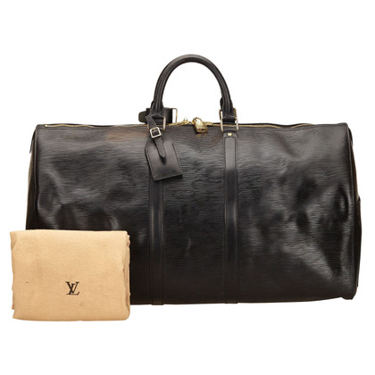 Louis Vuitton Epi Keepall 55