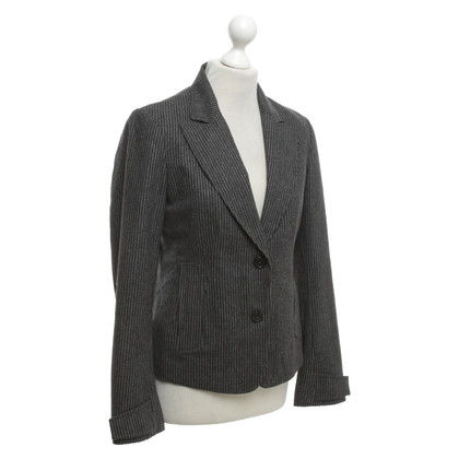 Jil Sander Pinstripe blazer made of new wool
