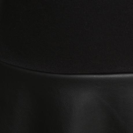 Velvet Langarmshirt mit Velvet Sch枚脽chen Schwarz Langarmshirt 0Eq88n45