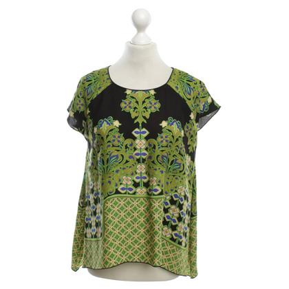Anna Sui T-shirt met ornamenten