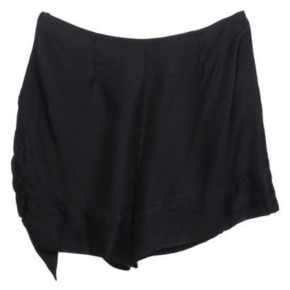 Prada Silk shorts in zwart