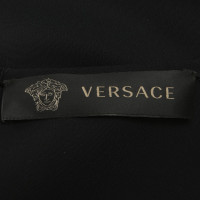 Versace Dress with gold-colored eyelets