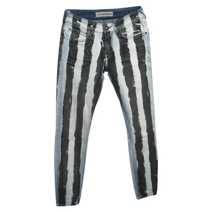Drykorn Jeans in white / gray