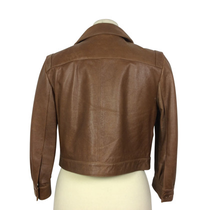 See by Chloé Leather jacket
