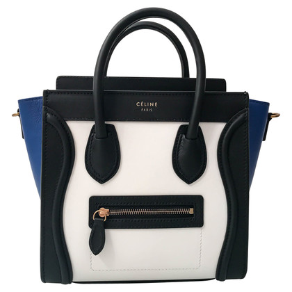 "Céline ""Nano Luggage Bag"""