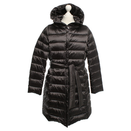 Max Mara Quilted coat in gray