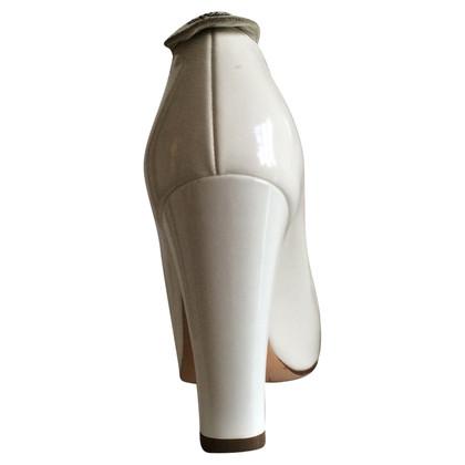 Chanel High Heels aus Lackleder