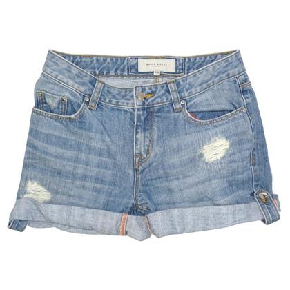 Karen Millen Shorts in Used Look