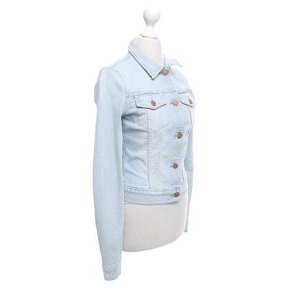 J Brand Jean Jacket vernietigd