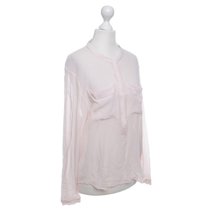 Lala Berlin Silk blouse in pink