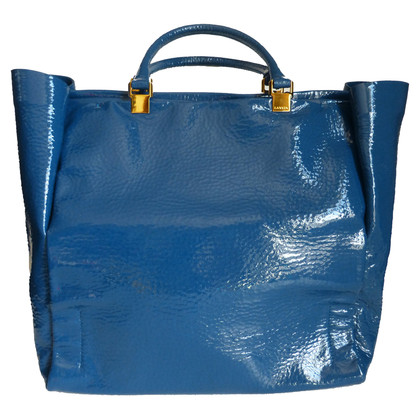 Lanvin Patent leather handbag