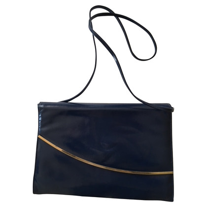 Bally Blue handbag