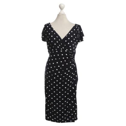 Polo Ralph Lauren Points pattern dress
