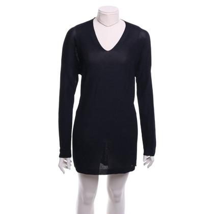 Iris von Arnim Navy sweater