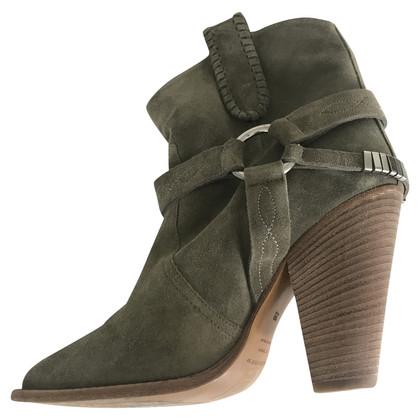 Isabel Marant Gaucho shoes