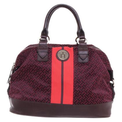 Tommy Hilfiger  Handbag with pattern print