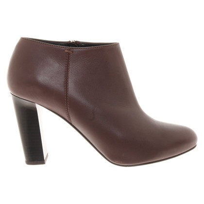 Hugo Boss Ankle boots in dark brown