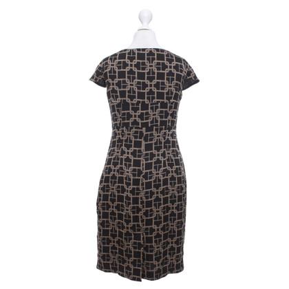 Karen Millen Silk dress with pattern