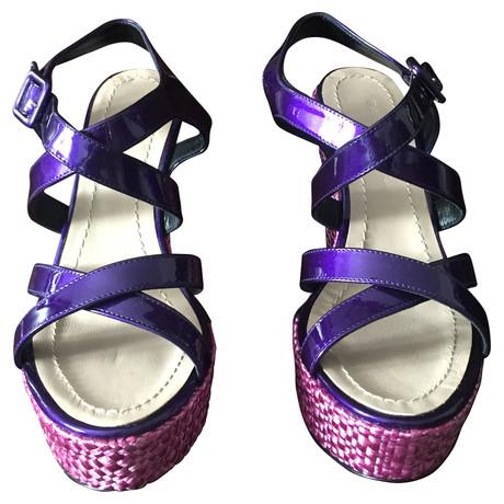 Bui Sandalette Barbara Bui Sandalette Violett Barbara Sandalette Barbara Bui Violett tqxEnSUC