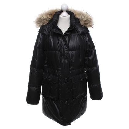 Missoni Lined jacket with fur trim