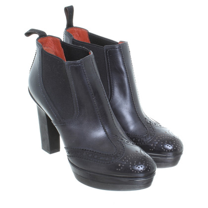 Santoni Budapest-style ankle boots