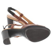 Hogan Sandaletten in Braun
