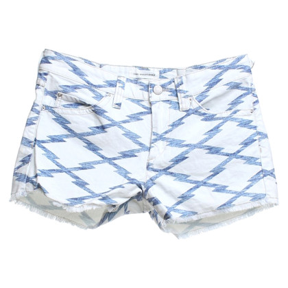 Isabel Marant Etoile Shorts with pattern