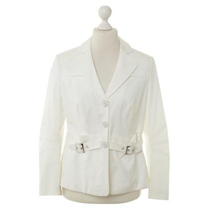 Rena Lange Blazer in white