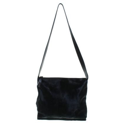 Jil Sander Handbag with fur trim
