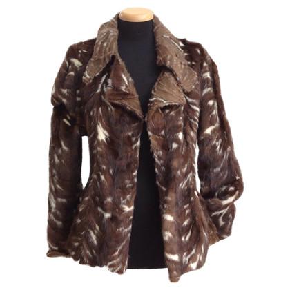 Marni Mink fur jacket
