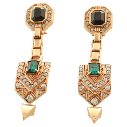 Mawi Earrings with stones