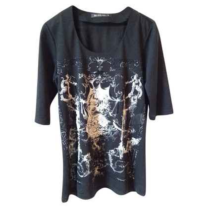 Balenciaga T-shirt in nero