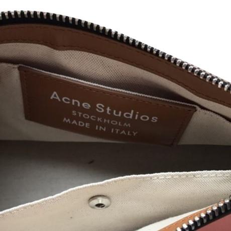 Acne Kosmetiktasche Andere Farbe Online-Shopping Mit Mastercard Sneakernews Zum Verkauf Bester Günstiger Preis Erkunden Verkauf Online opDlJ
