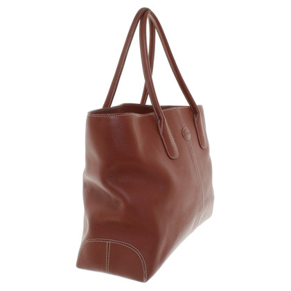 Tod's Shopper in brown
