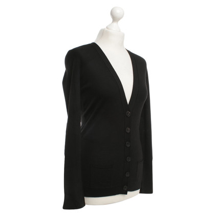 Windsor Cardigan in Black