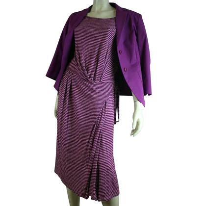 Max Mara Kleid mit Blazer