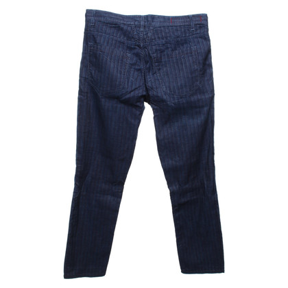 Marithé et Francois Girbaud Jeans with pattern