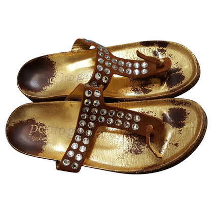 Pedro Garcia Sandals with jewelery
