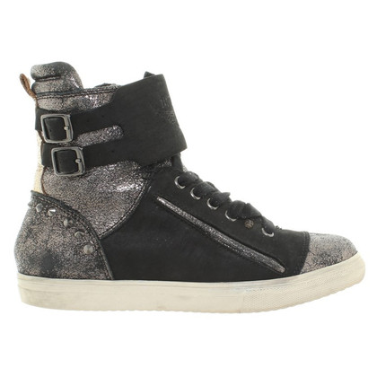 Zadig & Voltaire Sneakers in Black