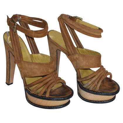 Etro Sandaletten in Braun