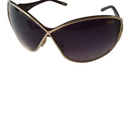 Chopard Sonnenbrille mit Strasssteinen