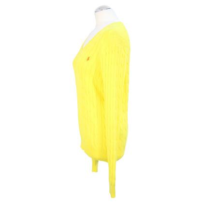 Ralph Lauren Sweater in yellow
