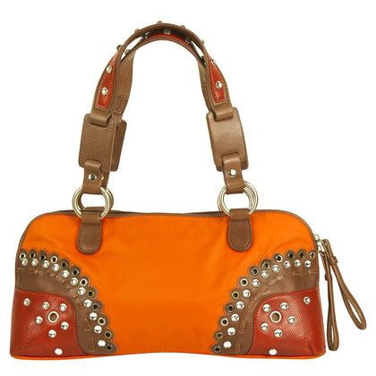 Ferre Handbag in orange