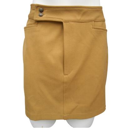 Moschino mini-jupe