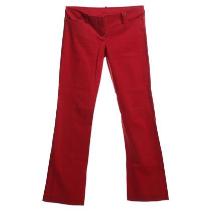 Patrizia Pepe Pantaloni a Red